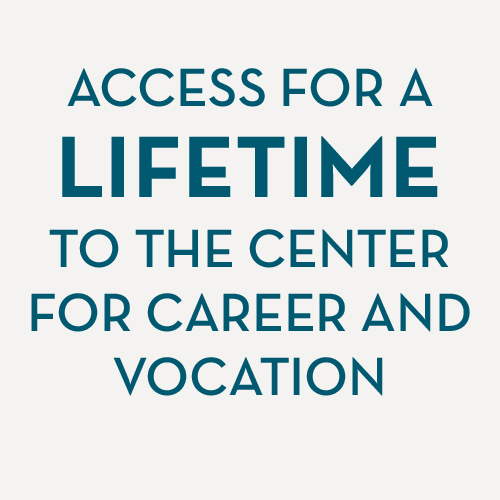 Lifetime career services