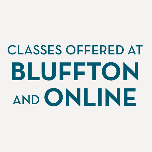 Classes offered in person and online