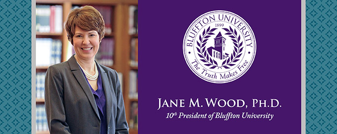 Dr. Wood inauguration