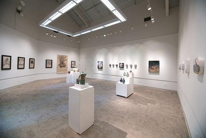 The Grace Albrecht Art Gallery