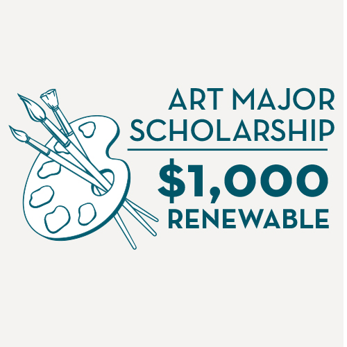 Art major scholarship