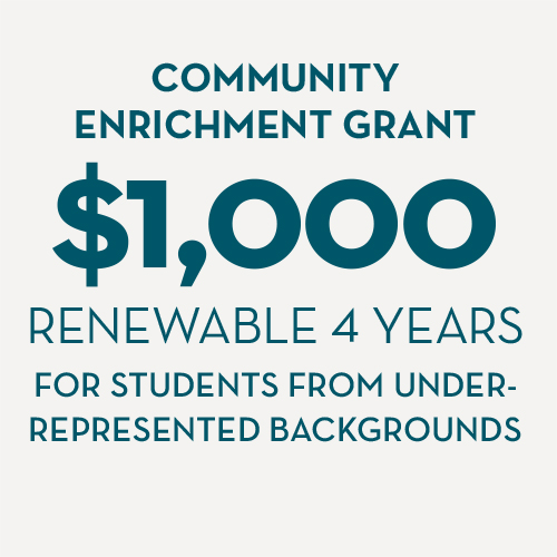 Comm Enrichment Grant 2019-20