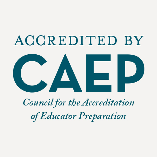 Accredited by CAEP