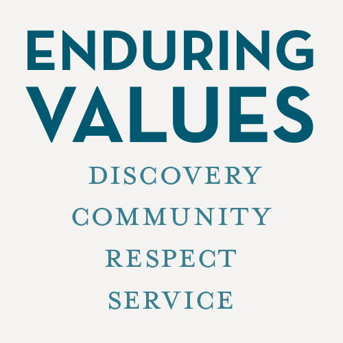 Enduring Values tout 2018