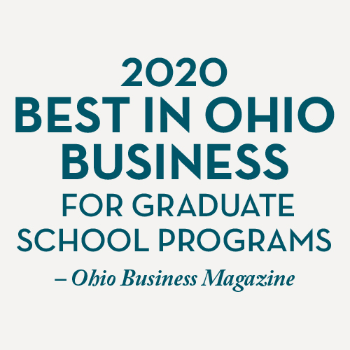 Best in Ohio graduate programs