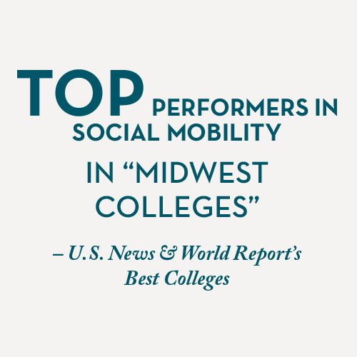 Top performer in social mobility