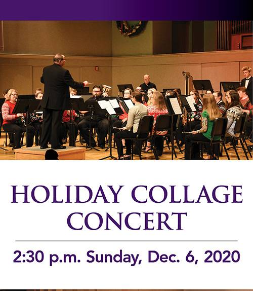 2020 Holiday Collage Concert