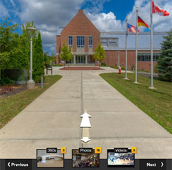 Launch Sommer Center virtual tour