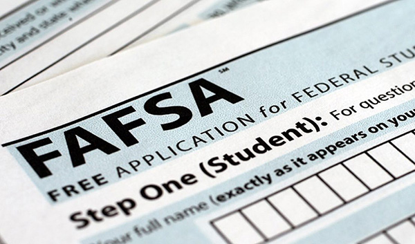 Filing the FAFSA