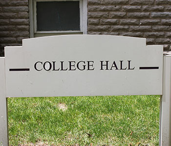 College Hall