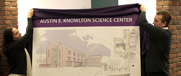 Knowlton Science Center