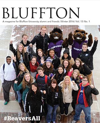 Bluffton magazine