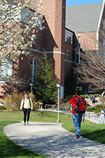 Campus walk_2016