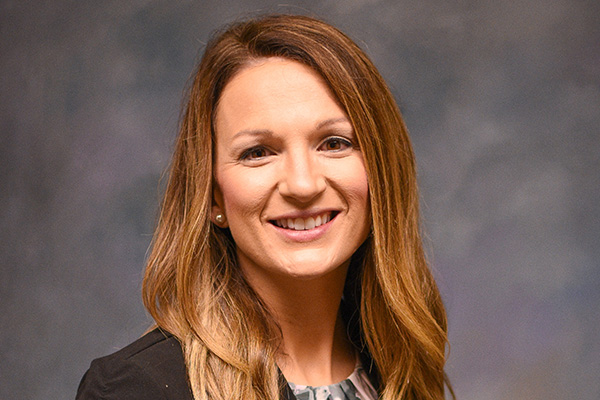 Ashley Johansen Ph.D. has a passion for learning and for teaching adult students.