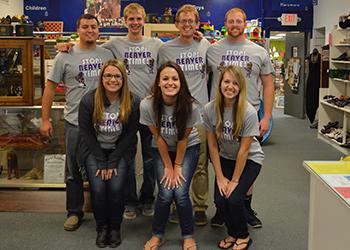 Homecoming Court Et Cetera Shop Volunteering