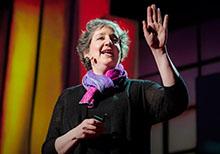 Julie Burstein, Opening Convocation speaker