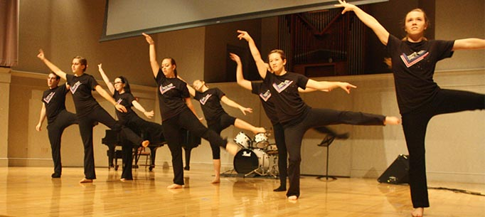 Worship Dance Team