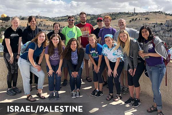 Israel/Palestine 2019