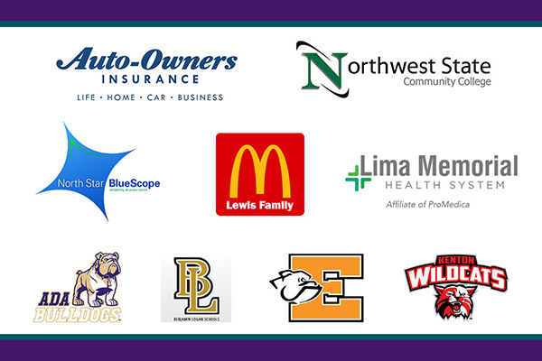New corporate and education partnerships established since fall 2020.