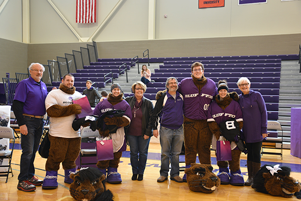 Members of the Bluffton Beaver family revealed