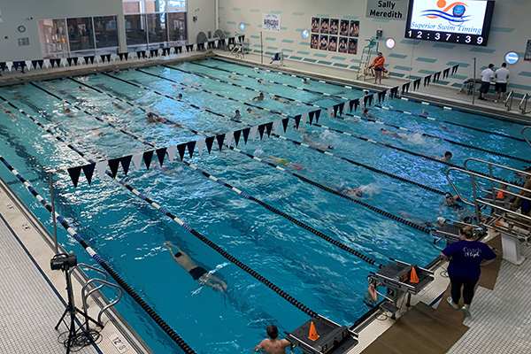 Bluffton University will add swimming and diving as an intercollegiate sport for the 2021-22 academic year. The search for a head coach is underway.