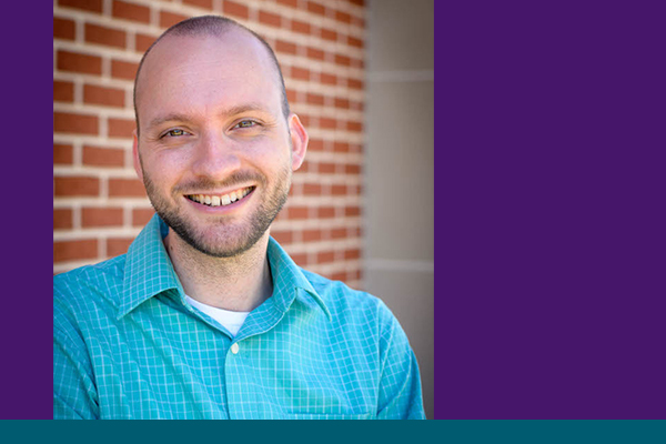 David Stamile, spiritual care coordinator