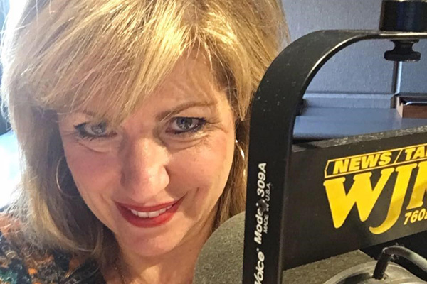Marie Osborne, WJR radio anchor and reporter