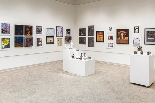 The 2019 Juried Student Exhibition