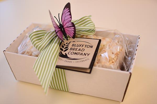 Special for spring 2021, Lemon Blueberry bread