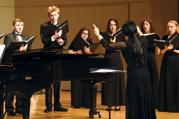 Camerata Singers will perform in the 2021 Virtual Spring Fling concert.