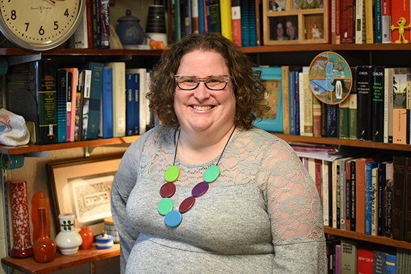 "Dr. Jackie Wyse-Rhodes is delving into an Old Testament ""gem,"" to write a book for the Herald Press' Believers Church Bible Commentary series."