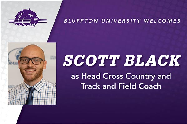 Scott Black has been named as the next head cross country and track and field coach.