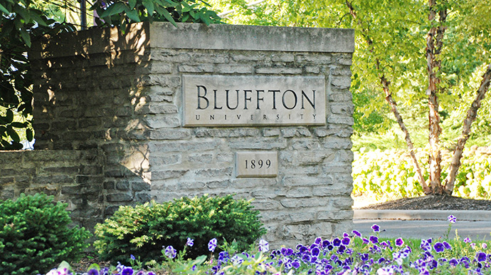 Bluffton University has once again been named to the top tier of Midwest