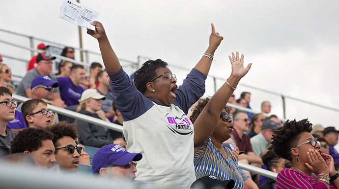 Bluffton University will celebrate Homecoming Weekend Oct. 13 and 14. A full slate of activities are planned on campus surrounding the big game against Manchester University.