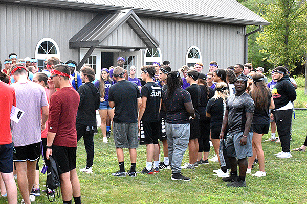 Bluffton University enrolls largest class in six years