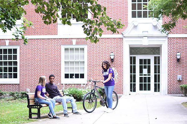 Bluffton's first-year class includes 242 students which is the largest first-year class since the 2011 class of 250.
