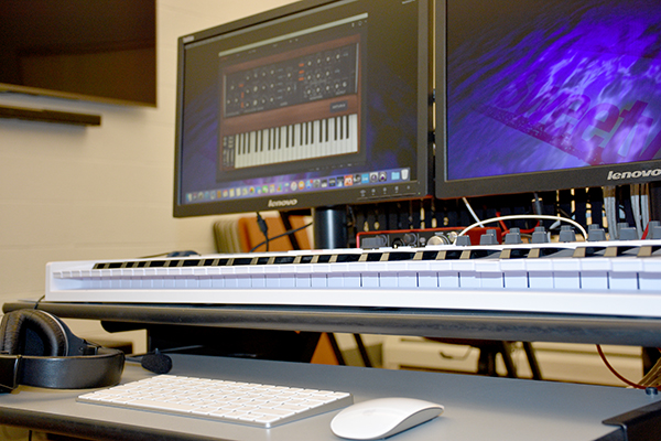 Digital music lab