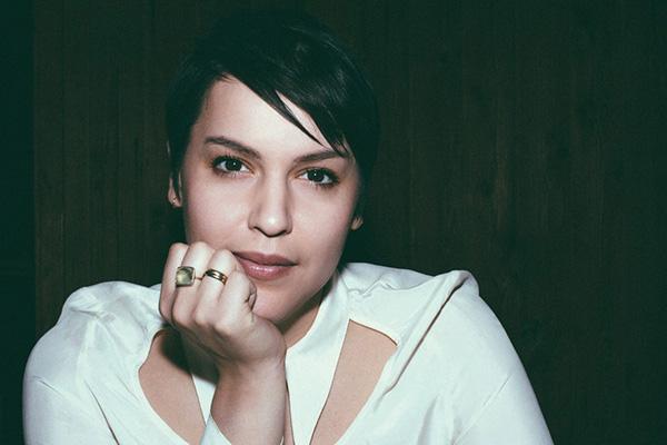 Poet Eloisa Amezcua