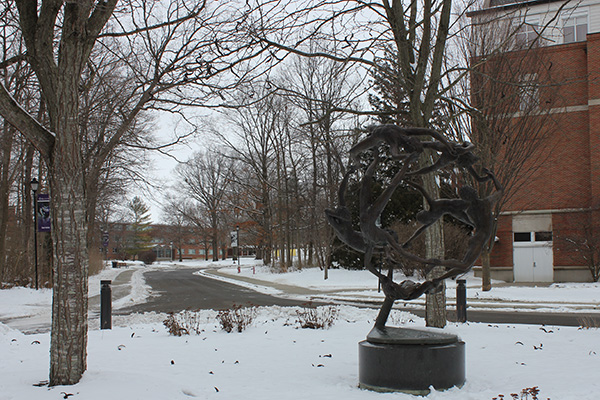 Bluffton University Trustees met on campus for the regularly scheduled winter meeting.