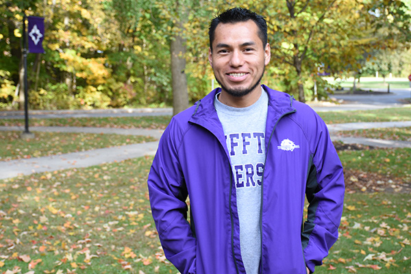 Service to others is focus for Bluffton junior